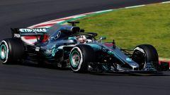 F1 2018, Lewis Hamilton