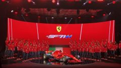 F1 2018: ecco la nuova Ferrari, segui la diretta online - Immagine: 6