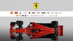 F1 2018: ecco la nuova Ferrari, segui la diretta online - Immagine: 4