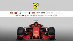 F1 2018: ecco la nuova Ferrari, segui la diretta online - Immagine: 3