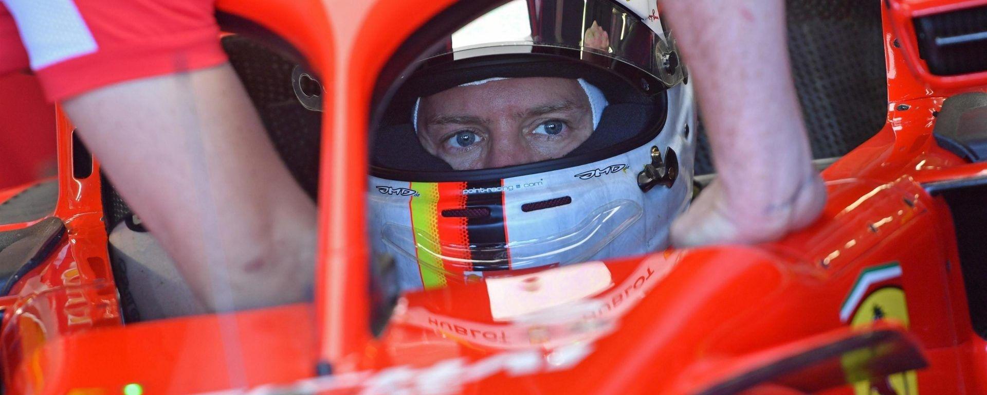 Qualifiche, le parole dei protagonisti: Hamilton, Vettel, Raikkonen