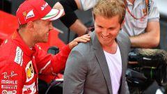 """F1 2018, Rosberg: """"Ferrari, per battere la Mercedes dovevi essere perfetta"""""""
