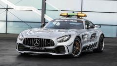 F1 2018 Safety Car, Mercedes-AMG GT R (vista frontale)