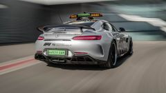 F1 2018 Safety Car, Mercedes-AMG GT R (vista posteriore)
