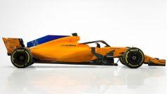 F1 2018: svelata la McLaren MCL33 per la prossima stagione - Immagine: 2