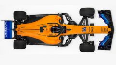 F1 2018: svelata la McLaren MCL33 per la prossima stagione - Immagine: 3