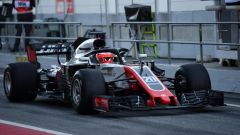 F1 2018 Test Barcellona 2 Day 1, Kevin Magnussen