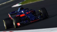 F1 2018 Test Barcellona 2 Day 1, Pierre Gasly