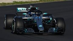F1 2018 Test Barcellona 2 Day 1, Valtteri Bottas