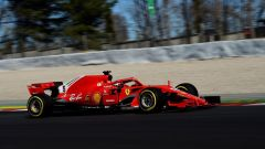 F1 2018 Test Barcellona 2 Day 1