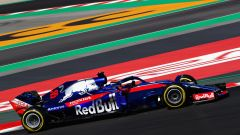 F1 2018 Test Barcellona 2 Day 2, Brendon Hartley