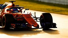 F1 2018 Test Barcellona 2 Day 2, Fernando Alonso