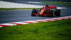 F1 2018 Test Barcellona 2 Day 2, Kimi Raikkonen