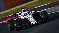F1 2018 Test Barcellona 2 Day 2, Lance Stroll