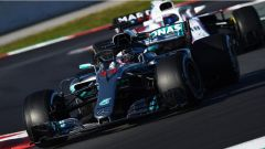 F1 2018 Test Barcellona 2 Day 2, Lewis Hamilton