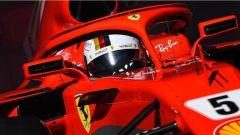 F1 2018 Test Barcellona 2 Day 2, Sebastian Vettel