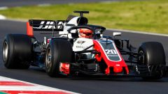 F1 2018 Test Barcellona 2 Day 3, Kevin Magnussen