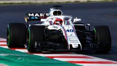 F1 2018 Test Barcellona 2 Day 3, Robert Kubica