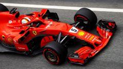 F1 2018 Test Barcellona 2 Day 3, Sebastian Vettel