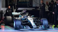 F1 2018 Test Barcellona 2 Day 3, Valtteri Bottas