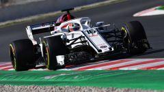 F1 2018, Test Barcellona 2: la fotogallery dell'Alfa Romeo Sauber - Immagine: 2