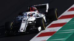 F1 2018, Test Barcellona 2: la fotogallery dell'Alfa Romeo Sauber - Immagine: 3
