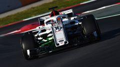 F1 2018, Test Barcellona 2: la fotogallery dell'Alfa Romeo Sauber - Immagine: 4