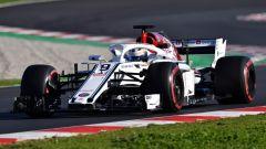 F1 2018, Test Barcellona 2: la fotogallery dell'Alfa Romeo Sauber - Immagine: 14