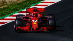 F1 2018, Test Barcellona 2: le più belle immagini della Ferrari SF71H - Immagine: 20