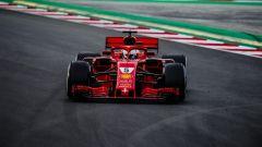 F1 2018, Test Barcellona 2: le più belle immagini della Ferrari SF71H - Immagine: 6