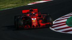 F1 2018, Test Barcellona 2: le più belle immagini della Ferrari SF71H - Immagine: 21