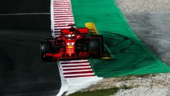 F1 2018, Test Barcellona 2: le più belle immagini della Ferrari SF71H - Immagine: 9