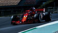 F1 2018, Test Barcellona 2: le più belle immagini della Ferrari SF71H - Immagine: 10