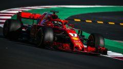 F1 2018, Test Barcellona 2: le più belle immagini della Ferrari SF71H - Immagine: 24