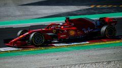 F1 2018, Test Barcellona 2: le più belle immagini della Ferrari SF71H - Immagine: 11