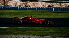 F1 2018, Test Barcellona 2: le più belle immagini della Ferrari SF71H - Immagine: 14