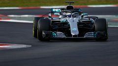 F1 2018, test Barcellona, Giorno 3: la photogallery - Immagine: 7