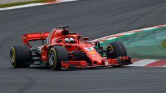 F1 2018, test Barcellona, Giorno 3: la photogallery - Immagine: 24