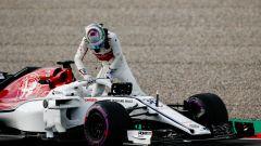 Nei test, Giovinazzi fermo con l'Alfa Romeo. Oggi tocca alla Ferrari - Immagine: 4