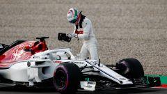 Nei test, Giovinazzi fermo con l'Alfa Romeo. Oggi tocca alla Ferrari - Immagine: 6