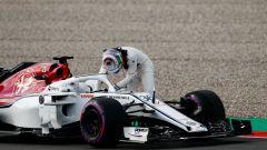 Nei test, Giovinazzi fermo con l'Alfa Romeo. Oggi tocca alla Ferrari - Immagine: 7