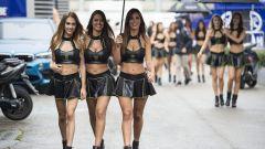 F1 2018: tornano le Grid Girls in Formula Uno - Immagine: 1