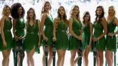 F1 2018: tornano le Grid Girls in Formula Uno - Immagine: 9