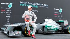 Formula 1, Toto Wolff attribuisce a Schumacher i meriti del successo Mercedes