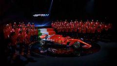 F1 2018: tutte le immagini della Ferrari SF71H - Immagine: 2