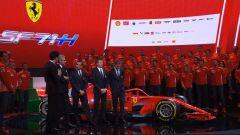 F1 2018: tutte le immagini della Ferrari SF71H - Immagine: 1