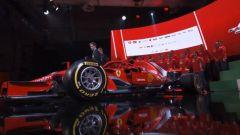 F1 2018: tutte le immagini della Ferrari SF71H - Immagine: 4