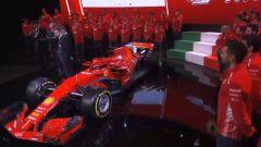 F1 2018: tutte le immagini della Ferrari SF71H - Immagine: 6