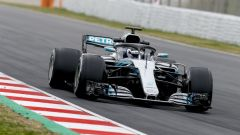 F1 2018, Valtteri Bottas