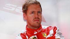 """F1 2018, Vettel: """"C'è qualcosa di strano nei miei testacoda"""""""